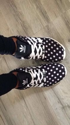 59fc15524 Adidas ZX Flux shared by MllKad on We Heart It
