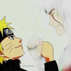 Naruto & Jiraiya