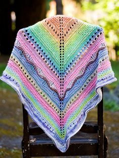 One of my favorite knitting projects ever.