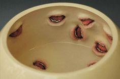 Israeli ceramic artist Ronit Baranga.