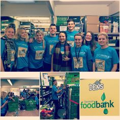 Supporting our local Charity DENS #charity #volunteering