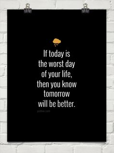 68 Best Tomorrow Will Be Better Images Proverbs Quotes Thoughts