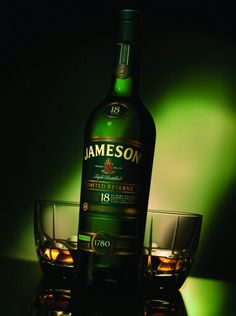 Jameson Limited Reserve This is probably the smoothest I've ever tried. Too bad it kicks up my gluten allergies. Jameson Irish Whiskey, Rare Whiskey, Cigars And Whiskey, Bourbon Whiskey, Whiskey Bottle, Alcohol Bottles, Drink Bottles, Liquor Bottles, Scotch Whisky