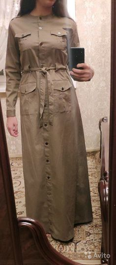 87736c23bfb29 Платье Сафари купить в Республике Дагестан на Avito — Объявления на сайте  Авито