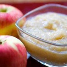 Pre-packed applesauce is a great treat to throw in their lunchbox--homemade is even better. No food mill? Core the apples prior to cooking (leaving the skin on will retain tons of nutrients, but peel if you prefer) and then use a processor or potato masher once soft. From Culinate, found on www.edamam.com.