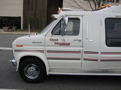 Ford Econoline Emissary Royals International by NCnick, via Flickr