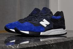 free shipping 65ae3 c6df1 Todd Snyder x New Balance 98 New Balance 998, Midnight City, Todd Snyder,