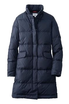 Uniqlo IDLF Down Coat, $70; uniqlo.com - 15 Chic Puffer Jackets You'll Actually Want to Wear - Elle
