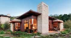 Steel + Limestone. Dynamic Architectural Windows & Doors