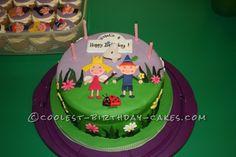 cake gaston ben and holly - Google претрага