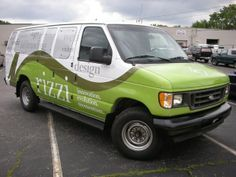 Rizzi Designs Van Wrap