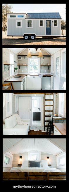 mytinyhousedirectory: Tiny Home Marta by Sanctuary Tiny Homes