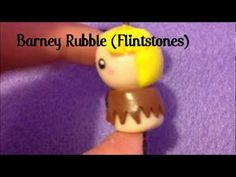 Polymer Clay Chibis - Mixed Characters