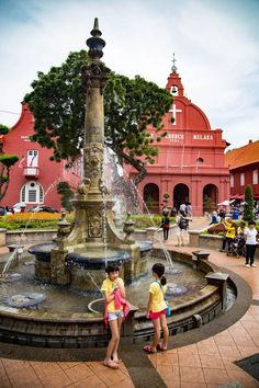 Malacca and its people-Dutch Square-momentsofyugen