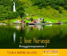 Easyweeks Tour Operator Norway Expert. Travel with us!!!