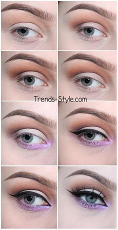 Pop of Color Tutorial - Trends & Style