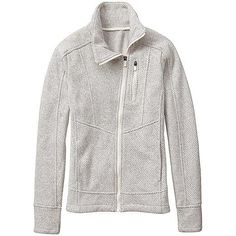 This Athleta Trailwinds Jacket ($118) feels like a cozy fleece sweater but protects like an element-ready jacket.