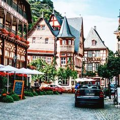 Middle Rhine Valley, Germany | 29 European Holidays That You Should Add To Your Bucket List