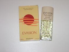 Bourjois--Evasion launch  1970