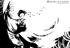 Memoirs of a geisha by ~Little-Endian(deviantart)