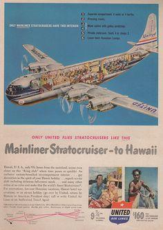 Stratocruiser to Hawaii, 1952