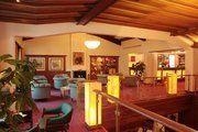 Teil der Hotellobby in der Thermenwelt Hotel Pulverer 5* http://www.pulverer.at
