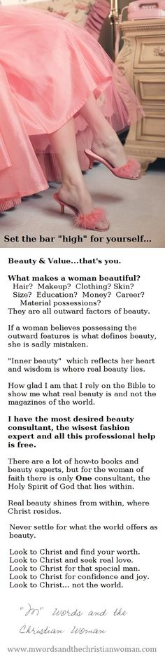 Where does real beauty lie? Is it in the beauty magazines?  Is it in the salon?  Is it in the clothing we wear?