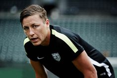 "Nike Soccer Releases ""American Woman"" Campaign for U. Women's National Team Abby Wambach, Nike Soccer, Soccer Cleats, Solo Soccer, Evolution T Shirt, Soccer Quotes, Soccer Tips, Girl Problems"