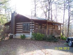 This is a delightfully decorated and amply furnished log cabin with front porch and a screened in back porch. Time To Relax Cabin is conveniently located only minutes from downtown Pigeon Forge off of Wears Valley ...