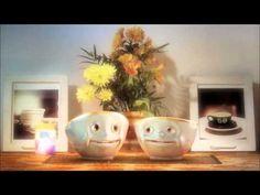 Freche Tassen Dip und Espresso Tassen