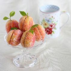 Pesche Dolci (Peach Dessert)