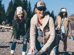 Here's What Happened When Julianne Hough and Jessica Szohr Went On an Outdoor Adventure | Actresses Julianne Hough and Jessica Szohr go on an outdoor adventure with Eddie Bauer and the co-founders of the Kindness Campaign. Here, they share their trip exclusively with InStyle.com