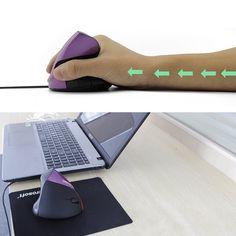 Superisparmio's Post Mouse Ergonomico  Etercycle design ergonomico 1000DPI mouse ottico USB verticale 5D mouse con filo per computer PC  A solo 9.99 ed addio dolori al polso!   http://ift.tt/2vS06Bu