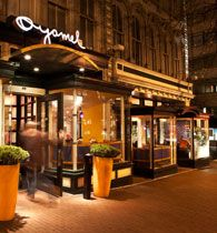 Oyamel - love their brussels sprouts and the China Paloma drink that hopefully they will bring back