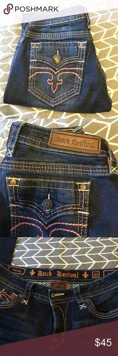 Rock Revival Skinny Jeans Dark Skinny Jeans Rock Revival Pants Skinny