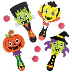 Shop the range of Halloween craft supplies and toys at Baker Ross. Halloween Treats For Kids, Halloween Crafts, Toy Craft, Bats, Craft Supplies, Disney Characters, Fictional Characters, Minnie Mouse, Disney Face Characters