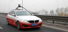 Chinese search giant Baidu is racing to deliver self-driving cars Chinas leading search company Baiduannounced that its self-driving car has successfully completed autonomous tests on an 18.6 mile route through Beijing. Baidu revealed that it was working on self-driving technology back in 2013. Wang Jing a senior vice president at Baidu told The Wall Street Journal that the company now plans to set up a new business unit to develop autonomous vehicles for use as public shuttles within three…