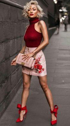 Mikaela Bradshaw style