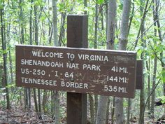 VA/WV State Line