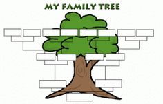 26 Best Family Tree Stuff Images Family Trees Family Tree Chart