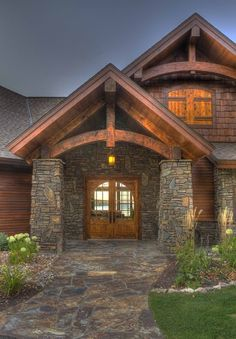 Stone Pillars Design, Pictures, Remodel, Decor and Ideas - page 32