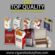 Get top quality cigarette duty free brands at http://www.cigarettedutyfree.com/english/cigarettes-international.html