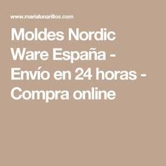 Moldes Nordic Ware España - Envío en 24 horas - Compra online
