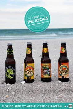 florida beer company beers on st pete beach meet the locals.