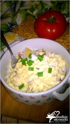 Potato Salad, Salads, Food And Drink, Potatoes, Ethnic Recipes, Impreza, Diet, Kitchens, Potato