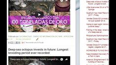 """27/01/17 11:38hs Boletín """"La Caracola"""" D.I.M. - Diario de Información del Mar Aprocean Blog http://aprocean.blogspot.com.es"""
