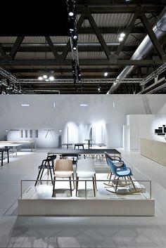 Salone Internazionale del Mobile  Milano 2013 #milanfaire #chair #table