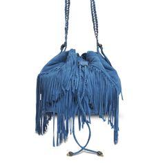 Zadig & Voltaire handbag, Bucket shape. #monnierfreres #bag #zadig