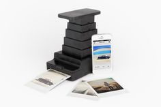 Impossible Instant Photo Lab - Make Polaroid-like prints from photos you've taken on your iPhone, instantly! ($299.00, http://photojojo.com/store)