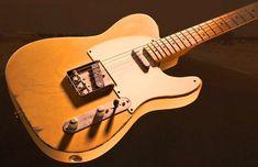 Image result for butterscotch blonde telecaster white pickguard